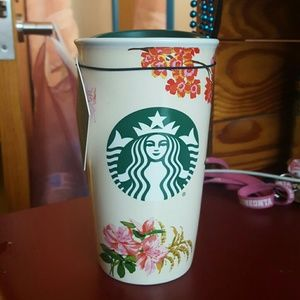 Limited Edition Double Walled Starbucks + ban.do